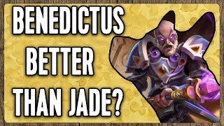Benedictus Better than Jade Druid? [Hearthstone]