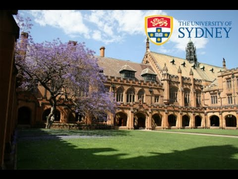 Graduation Ceremony - The University of Sydney March 2015 - Part 1