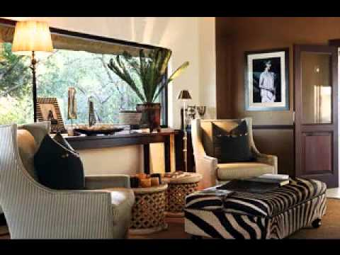 African Bedroom Design Decorating Ideas