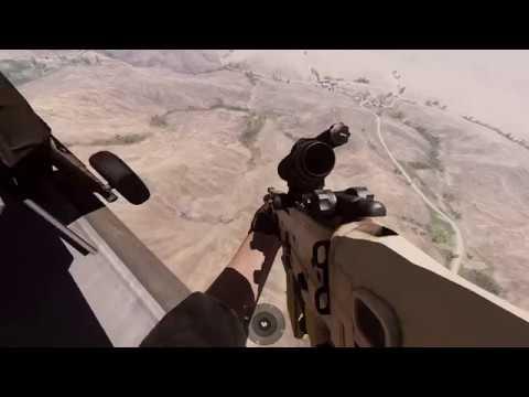 Desert Fox Arrival