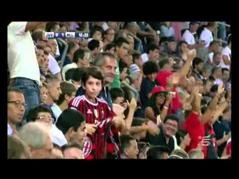 CASSANO SCORED GREAT GOAL!.