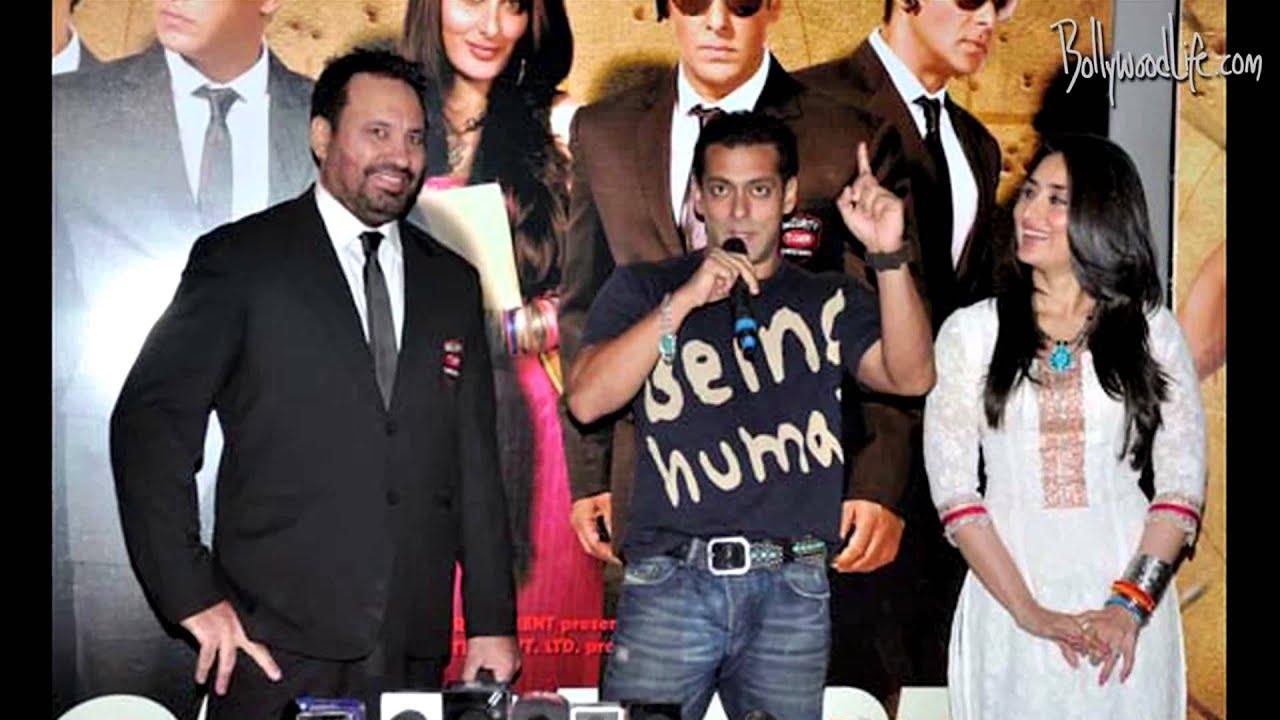 Salman Khan Bodyguard Shera Son