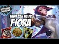 KLEPTO FIORA... WHAT CAN WE DO? - Unranked to Diamond - Ep. 41 | League of Legends