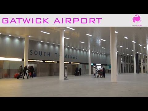 Gatwick Airport Video Guide