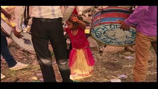 Bagheli dance || बघेली डांस ||छोटी सी बच्ची का शादी में डांस || beautiful dance by a Little girl