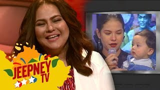 Karla Estrada as a strong-willed mother | BTS