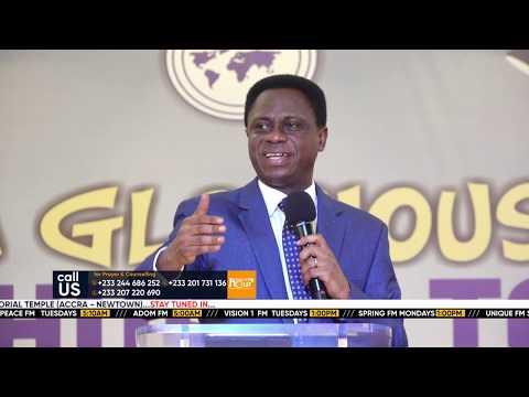 The Goal Of The Church- Apostle Eric Nyamekye