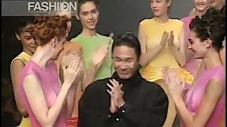 A Tribute to KANSAI YAMAMOTO Spring 1992 Paris - Fashion Channel