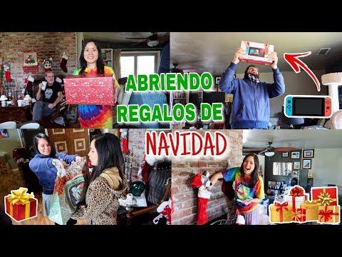 download Abriendo Regalos de Navidad � Le Regalé El Nintendo Switch A Mi Esposo! Yarlin Vlogs