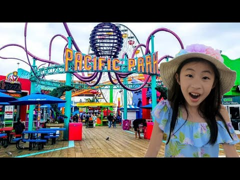 Extremely Fun Outdoor Playground Adventure At The Beach   FunTV Family Vacation