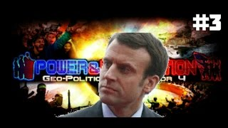 Geopolitical Simulator 4 FR (Power & Révolution): Elections française 2017 MACRON #3