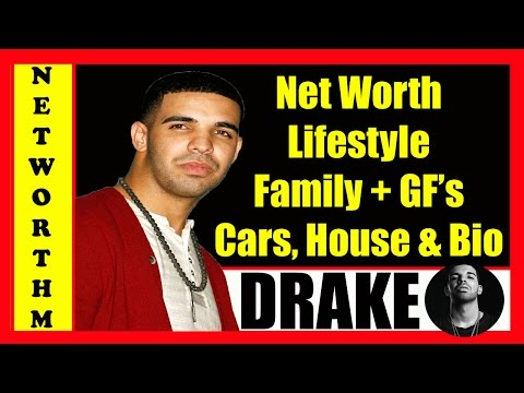 Drake Net Worth 2017 | Drake's House, Family, Girlfriends, Cars Collection, Income + Biography