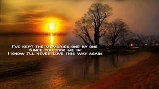 I'll Never Love This Way Again + Dionne Warwick + Lyrics/HD