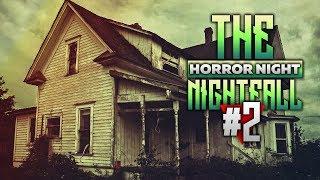 Стрим TheNightfall Прохождение | Клоун убийца уже здесь Хоррор найт стрим - Horror night Найтфалл