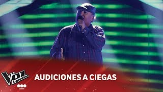 "Pablo Carrasco - ""Still Loving you"" - Scorpions - Audiciones a Ciegas - La Voz Argentina 2018"