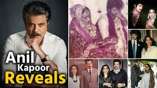 Anil Kapoor & Sunita Kapoor Marriage Is Poor Boy Meets Rich Girl Love Story