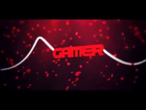 Интро с надписью Gamer 6#