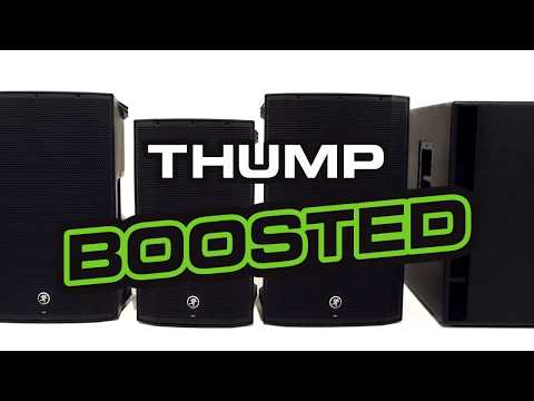 Thump Boosted - Overview