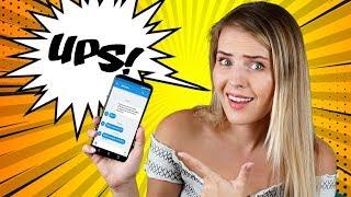 OBEJRZYJ ZANIM WYŚLESZ TEGO SMS-A! 4 zasady, czego do niego NIE PISAĆ! | Anna Szlęzak