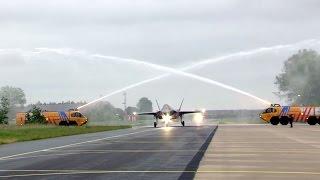 F-35 Lightning II Stealth Royal Netherlands Air Force (RNLAF) in Nederland HD
