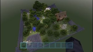 Minecraft   Survival Games - Array Map Showcase