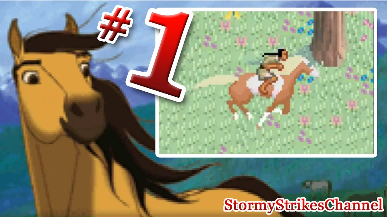 Spirit Sotc Search For Homeland Gba Let S Play Part 1