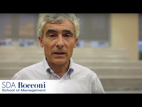 A cocktail with Tito Boeri - Full-Time MBA | SDA Bocconi