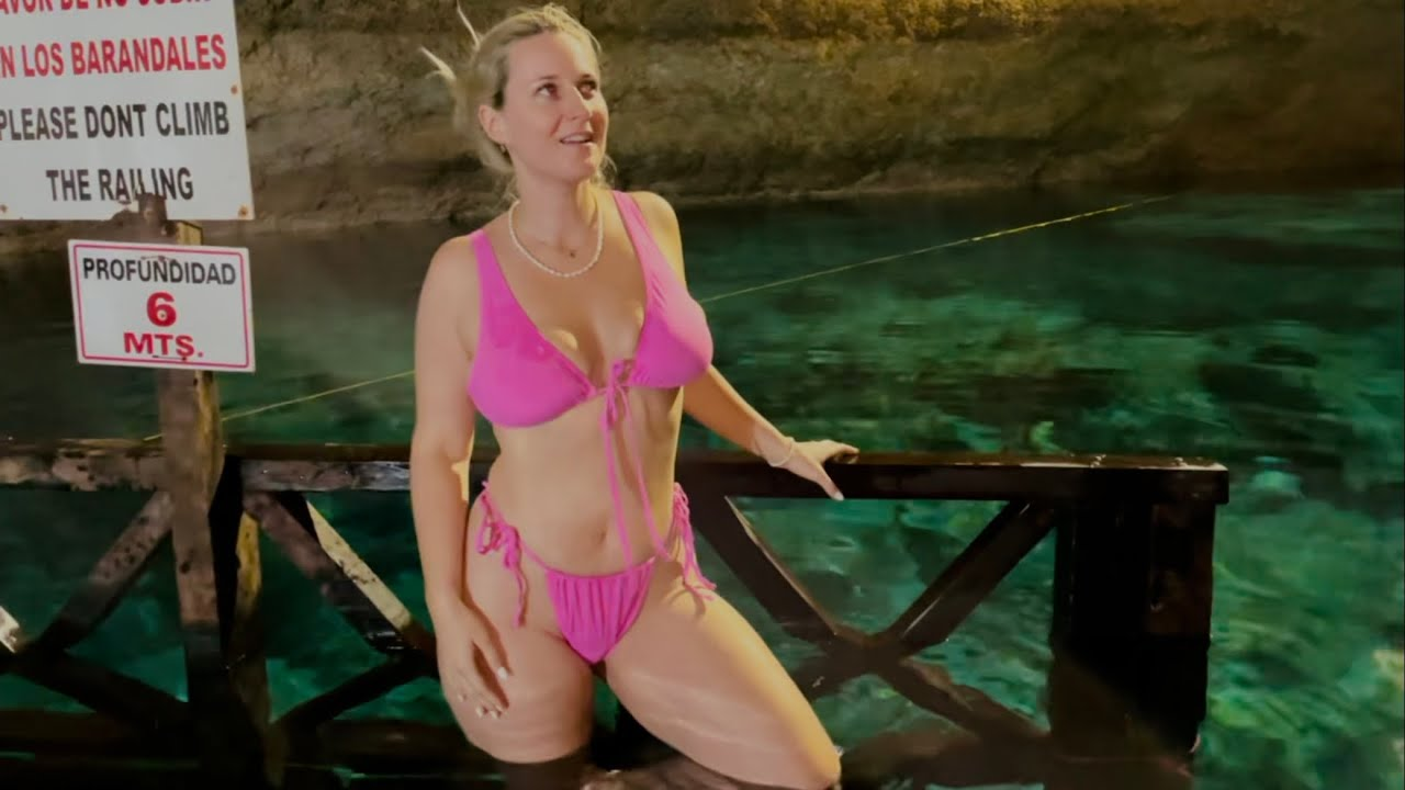 TULUM, MEXICO | THIS HIDDEN CENOTE WILL SURPRISE YOU