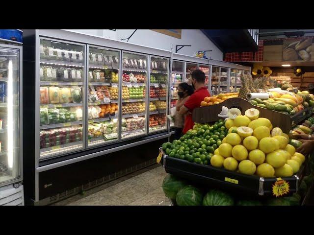 Loja Inaugurada Supermercado Mateus - Ipatinga/MG