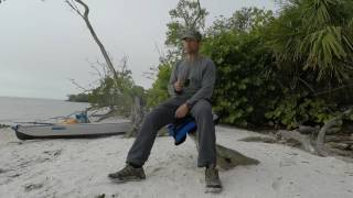 Solo kayaking and camping on Panther Key