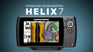 Explore all the features of the HELIX 7 SI GPS