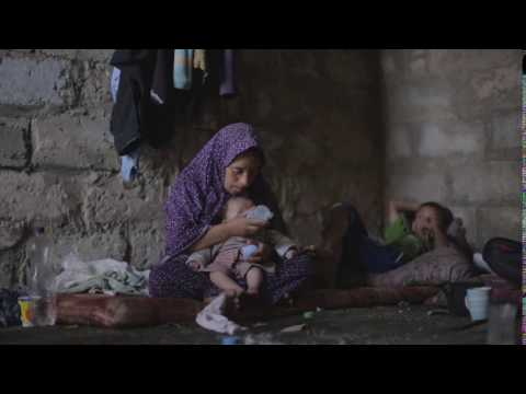 No Food for Families in Gaza