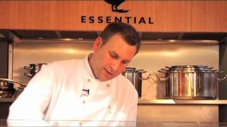 Thomas Schnetzler (Lindt) - How to temper chocolate