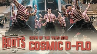 Cosmic D-Flo (1st Place) | COTY 2018 | Eat D Beat 2018 Bandung, Indonesia | RPProds Front Row 4K