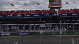 2014 Formula 1 Australian Grand Prix - Race Start