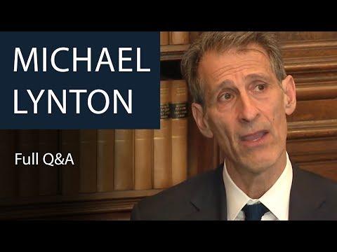 Michael Lynton | Full Q&A | Oxford Union