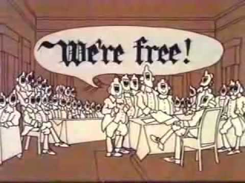 Schoolhouse Rock: Fireworks (Declaration of Independence)