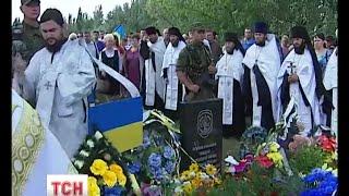 У місті Рубіжне на Луганщині в річницю звільнення вшановують пам'ять загиблих воїнів
