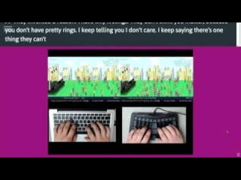 Hacking/typing/writing at 200 words per minute