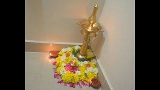 My pooja room/Small Pooja room decoration/Simple pooja room decoration for festival