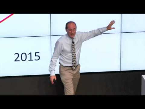 Future of Banks and Telcos - mobile payments trends - Google keynote by Futurist Patrick Dixon