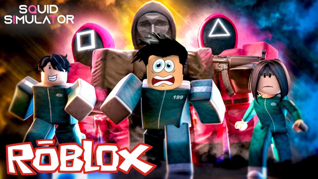 ÇIK HAYATIMDAN ÇİRKİN BEBEK!! 😳 Roblox Squid Game Simulator