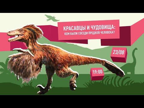 Красавцы и чудовища: кем были соседи предков человека? Спикер Станислав Дробышевский