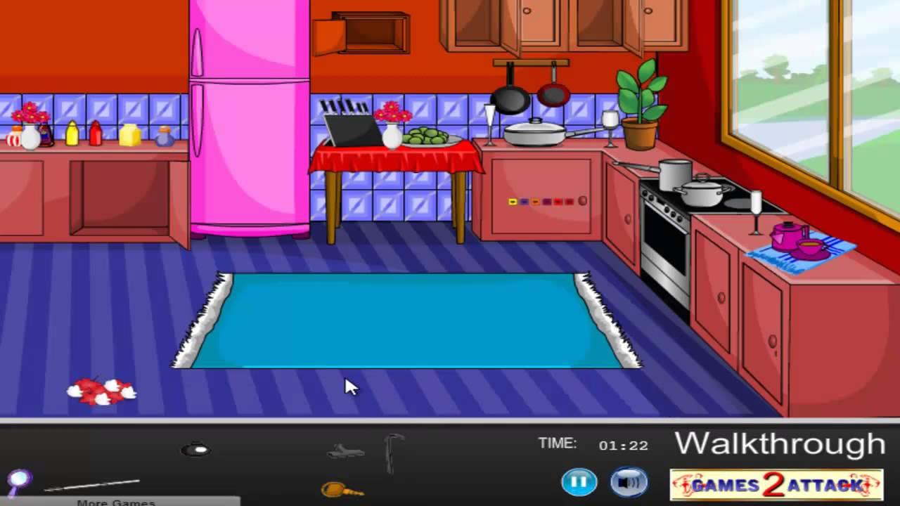 Royal Kitchen Escape Walkthrough Youtube