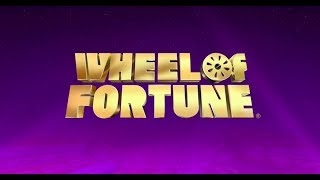 Wheel of Fortune (Xbox One): Season 1, Episode 1