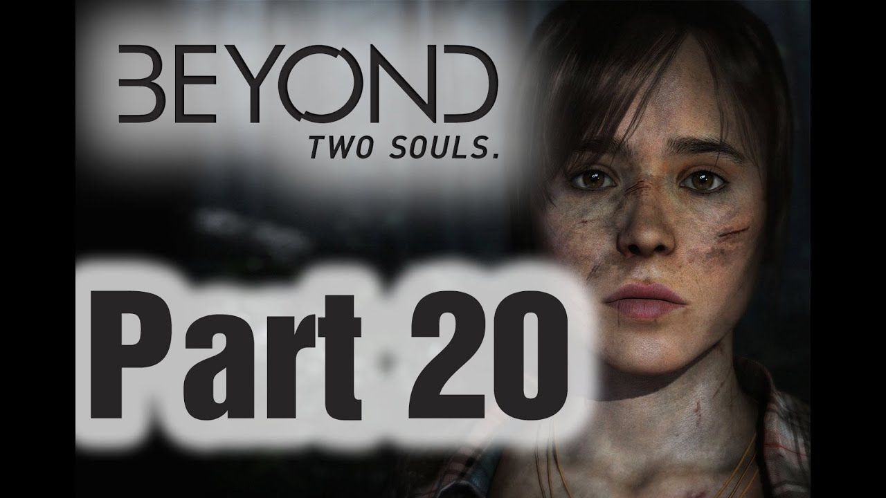beyond two souls part 20: ellen page sexy shower nude hacks - joarna