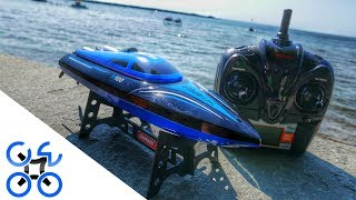 SkyTech H101 RC Boat Review