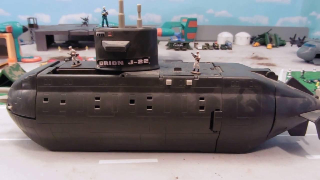 Micro Machines Submarine