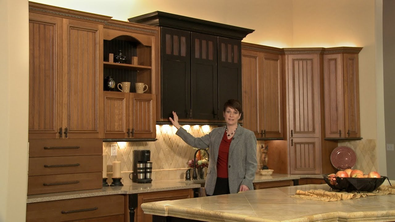 Staggered Cabinetry Door Styles Youtube
