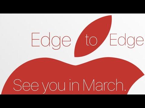 Apple's 2017 March Keynote